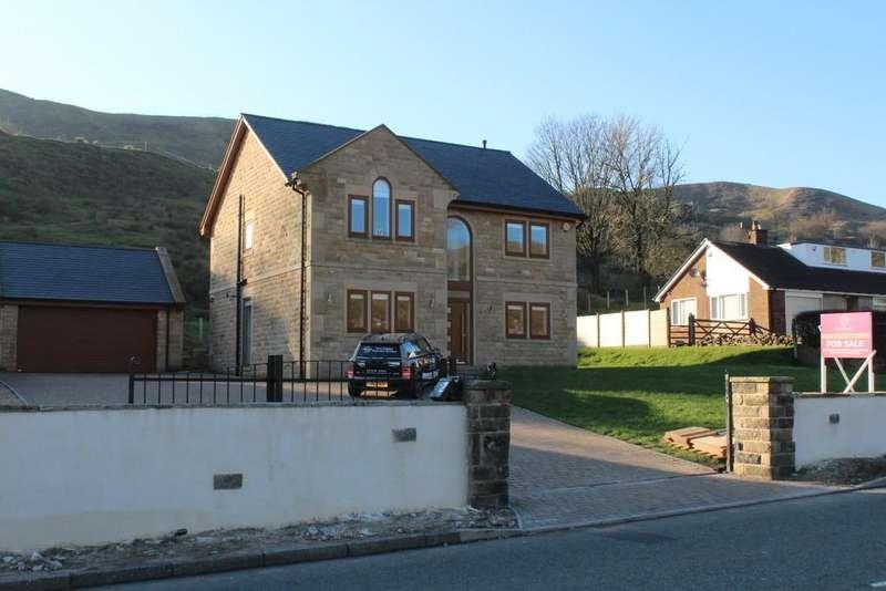 5 Bedrooms Detached House for sale in Todmorden Road, Littleborough, Lancashire