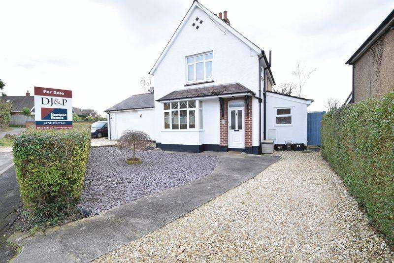 3 Bedrooms Detached House for sale in Ashford Close, Cwmbran