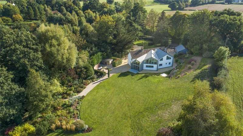 5 Bedrooms Detached House for sale in Parsonage Lane, Kingston St. Mary, Taunton, Somerset, TA2
