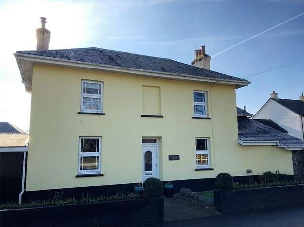 3 Bedrooms Detached House for sale in Youings Drive, BARNSTAPLE, Devon