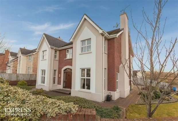 4 Bedrooms Detached House for sale in Brookview Glen, Eglinton, Londonderry