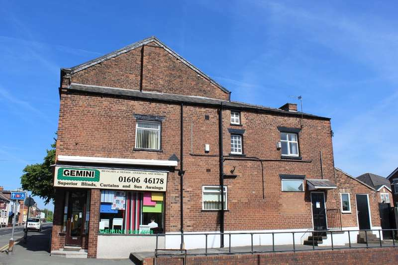 Commercial Property for sale in Witton Street, Northwich