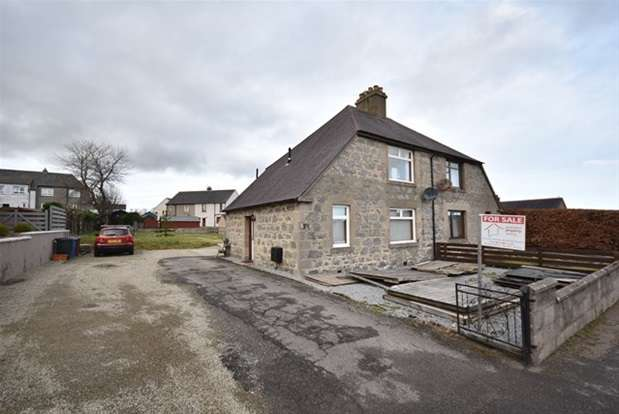 3 Bedrooms Semi Detached House for sale in Fife Street, Keith