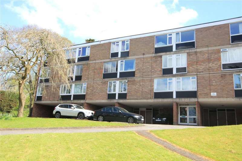 2 Bedrooms Apartment Flat for sale in Westacre Close, Bristol, BS10