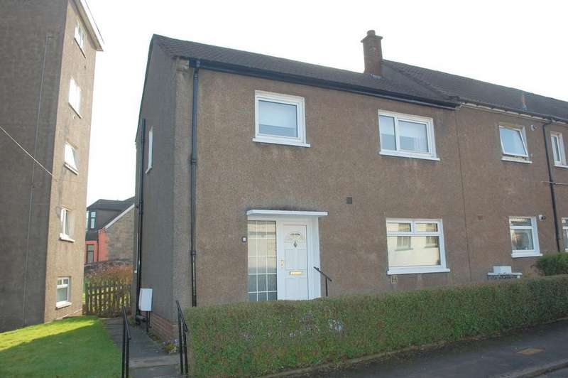 3 Bedrooms End Of Terrace House for sale in New Street, Duntocher G81 6DF