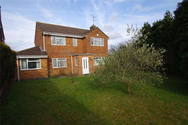 4 Bedrooms Detached House for sale in Marlborough Road, Old Town, Swindon, Wiltshire, SN3
