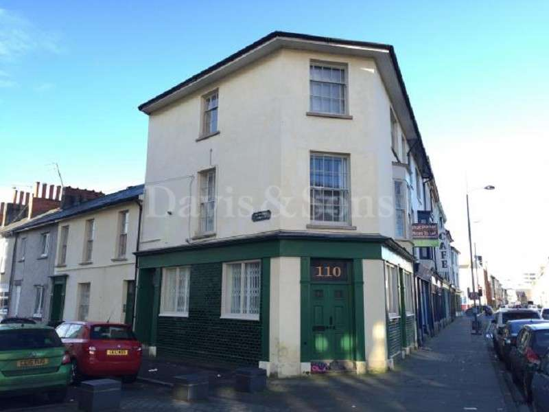 Office Commercial for rent in Lower Dock Street, Newport, Gwent. NP20 2AF