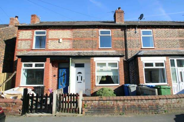 2 Bedrooms Terraced House for sale in Sinderland Road, Altrincham