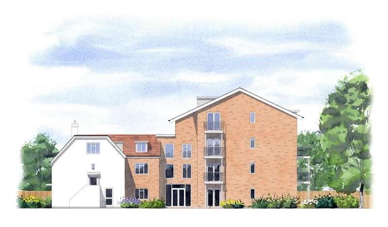 2 Bedrooms Maisonette Flat for sale in Beechwood Gardens, Slough, SL1 2HR