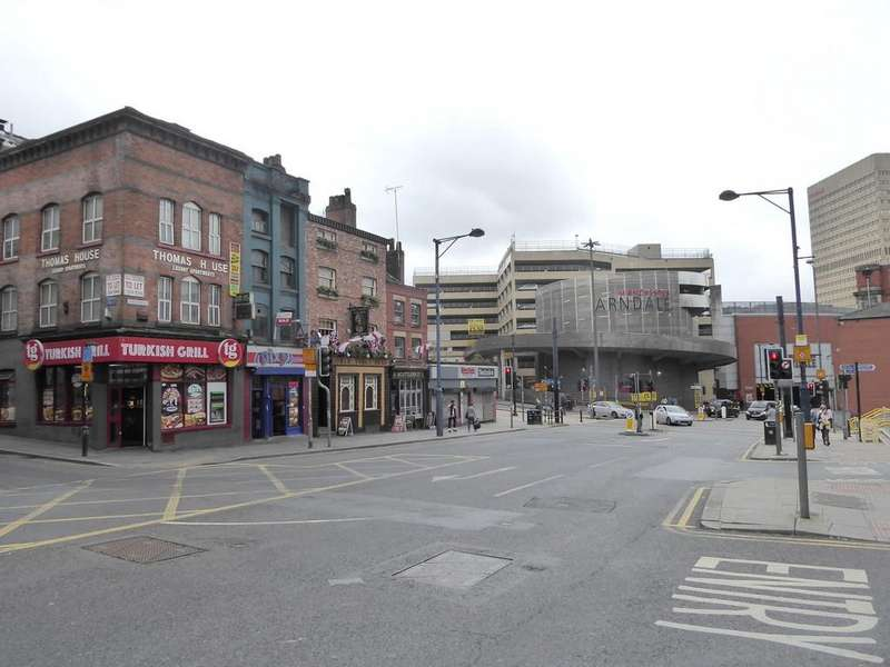 3 Bedrooms Apartment Flat for sale in Shudehill, Manchester