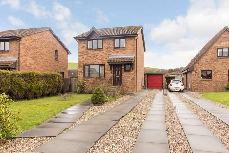 3 Bedrooms Detached House for sale in 3 Shinwell Place, Rosyth, KY11 2HS