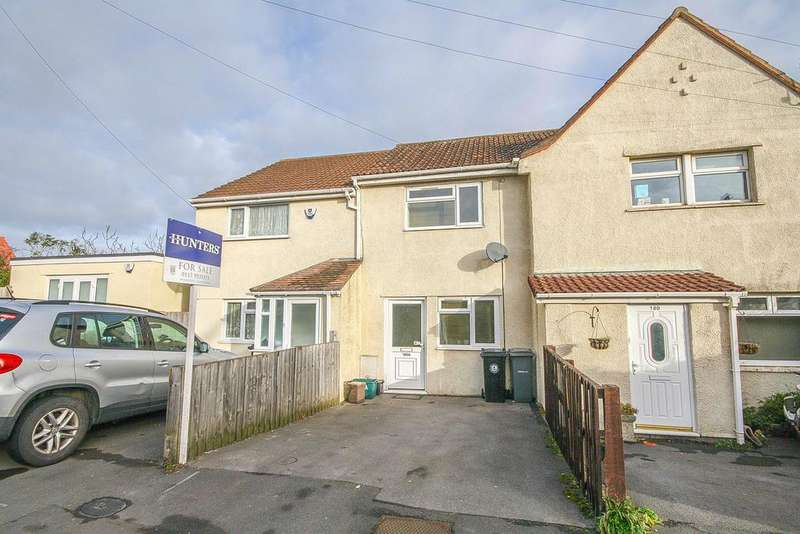 2 Bedrooms Terraced House for sale in Marksbury Road, Bedminster, Bristol, BS3 5LE