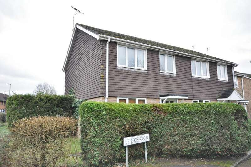 3 Bedrooms End Of Terrace House for sale in Leiston Close, Lower Earley, Reading, RG6 3UE