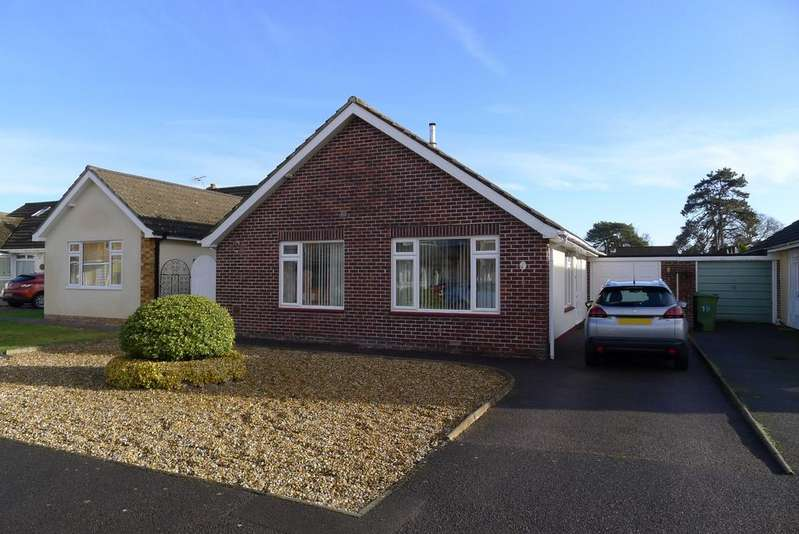 2 Bedrooms Detached Bungalow for sale in SOUTH LODGE, CATISFIELD