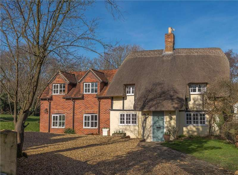 4 Bedrooms Unique Property for sale in Bucklebury Alley, Cold Ash, Thatcham, Berkshire, RG18