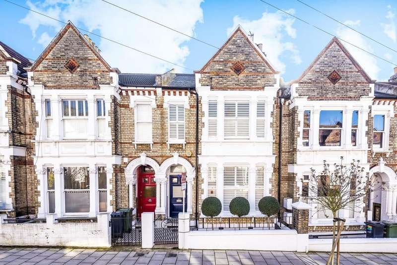 4 Bedrooms Terraced House for sale in Kingscourt Road, Streatham