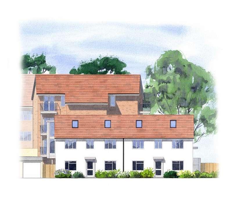 3 Bedrooms Flat for sale in Beechwood Gardens, Slough, SL1 2HR
