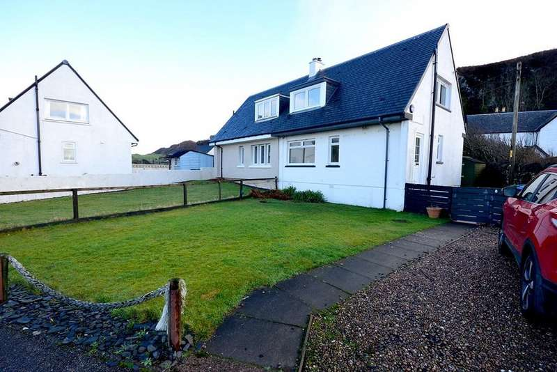 2 Bedrooms Semi Detached House for sale in 8 Seaview Terrace, Easdale