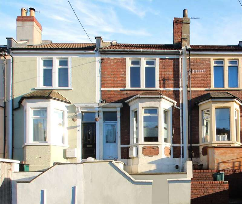 3 Bedrooms Terraced House for sale in Cotswold Road, Windmill Hill, BRISTOL, BS3