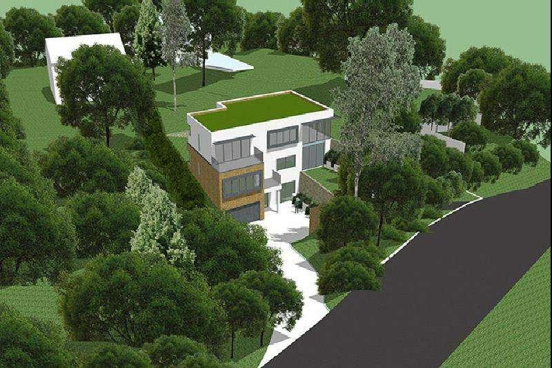 5 Bedrooms Detached House for sale in HOOK HEATH/WOKING
