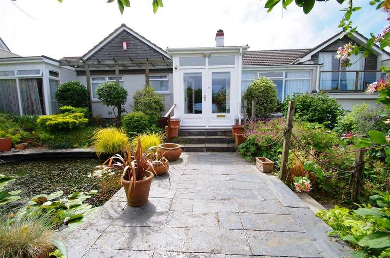 3 Bedrooms Detached Bungalow for sale in Channel View, Mortehoe, Woolacombe