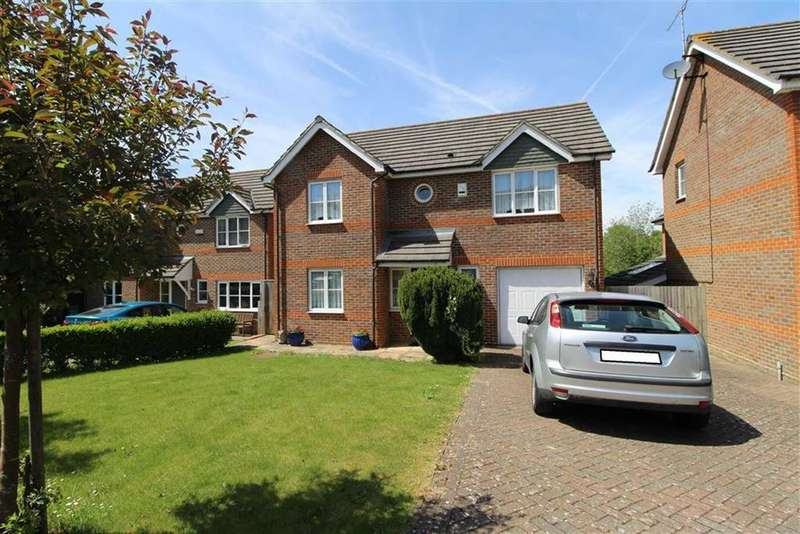 4 Bedrooms Detached House for sale in The Sedges, St Leonards-on-sea, East Sussex