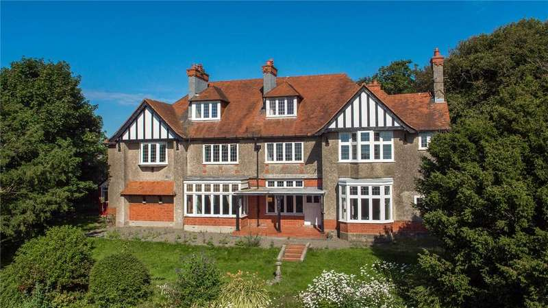 5 Bedrooms Detached House for sale in Glenover House, Scarrowscant Lane, Haverfordwest, Pembrokeshire, SA61