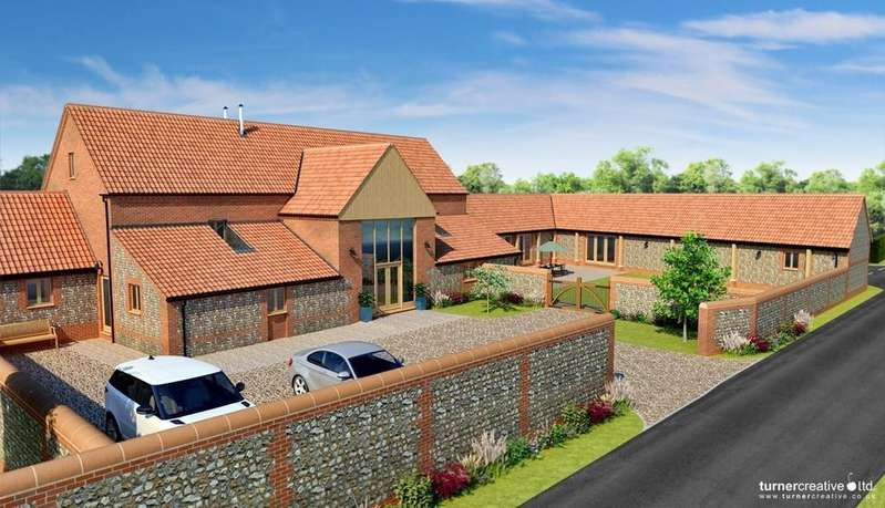 5 Bedrooms Barn Conversion Character Property for sale in Shammer