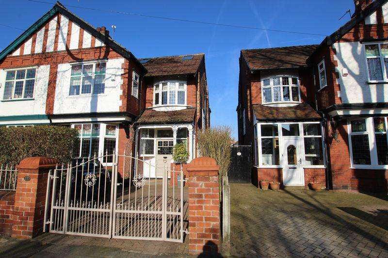 5 Bedrooms Semi Detached House for sale in Westmorland Road, Urmston, Manchester