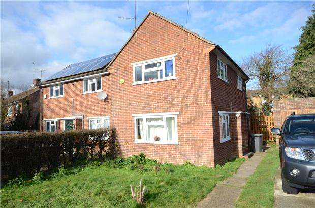 2 Bedrooms Semi Detached House for sale in Southcote Lane, Reading, Berkshire