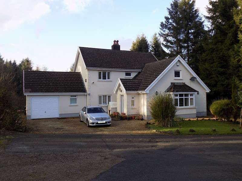 4 Bedrooms Detached House for sale in Galltcwm Terrace, Bryn, Port Talbot, Neath Port Talbot. SA13 2RL