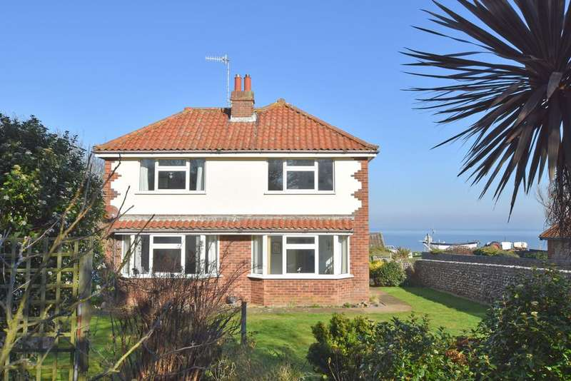 3 Bedrooms Detached House for sale in Overstrand, Cromer