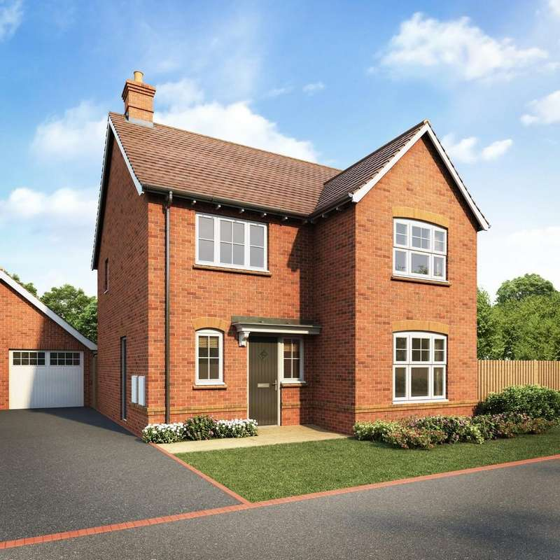 4 Bedrooms Detached House for sale in The Mulberries, Witham, CM8 1EJ