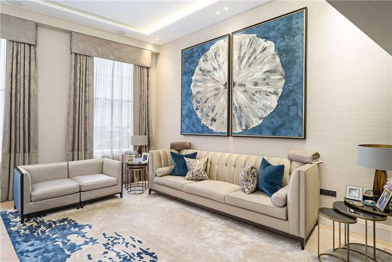 3 Bedrooms Flat for sale in The Wedgwood, The Park Crescent, 92 Portland Place, London, W1B