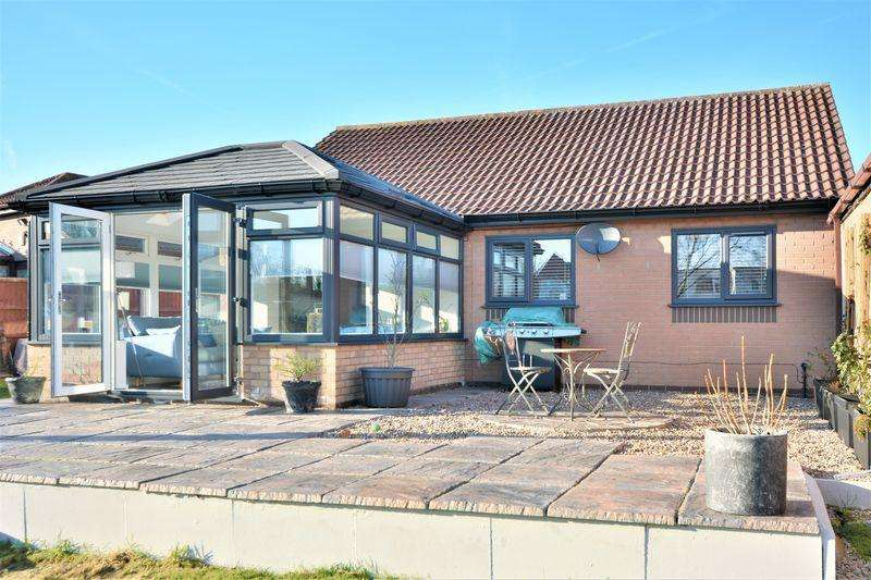 3 Bedrooms Detached Bungalow for sale in Lilford Road, Glebe Park, Lincoln