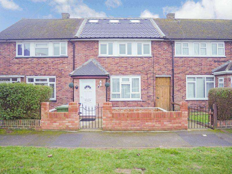4 Bedrooms Terraced House for sale in Ryvers Road, Langley