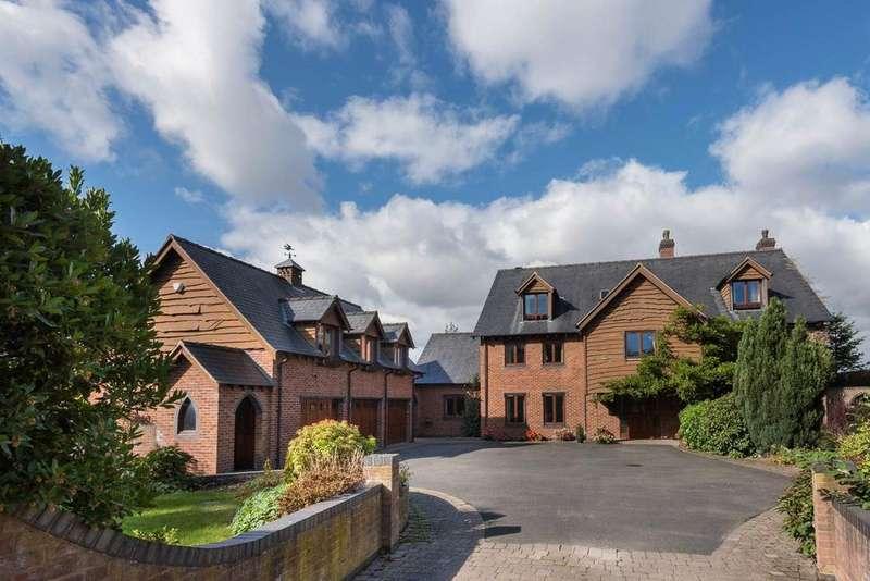8 Bedrooms Detached House for sale in Dovecote Grange, Bratton Road, Bratton
