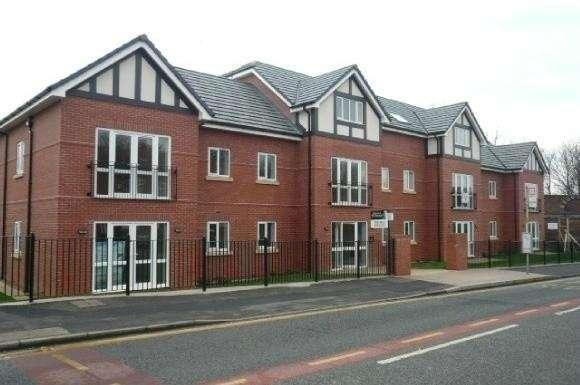 2 Bedrooms Flat for sale in Walkden Ave, Swinley , Wigan