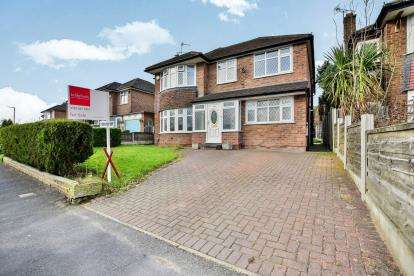 5 Bedrooms Detached House for sale in Shaftesbury Avenue, Timperley, Altrincham, Greater Manchester