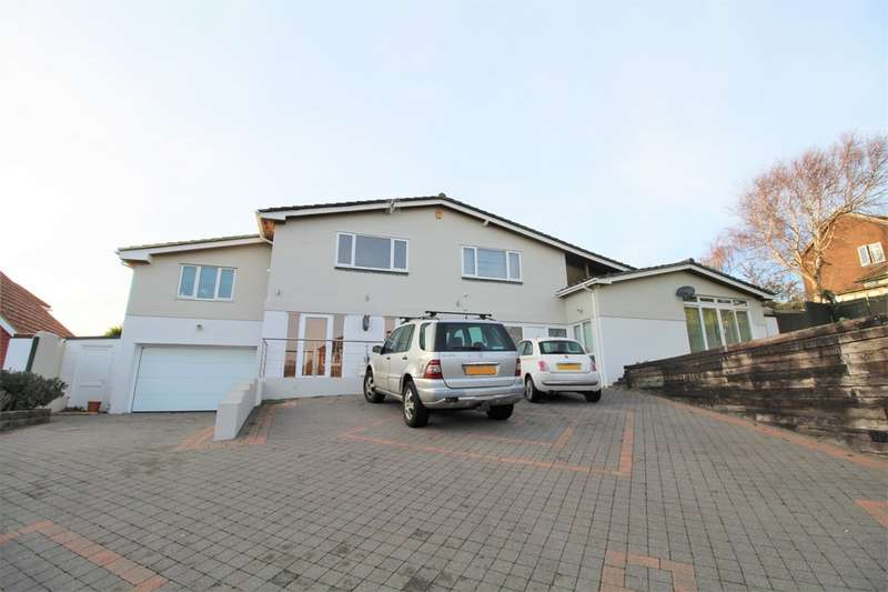 5 Bedrooms Detached House for sale in Mill Hill, Shoreham-by-Sea, BN43 5TG