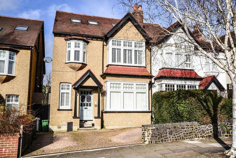 5 Bedrooms Detached House for sale in Normandy Avenue, Barnet