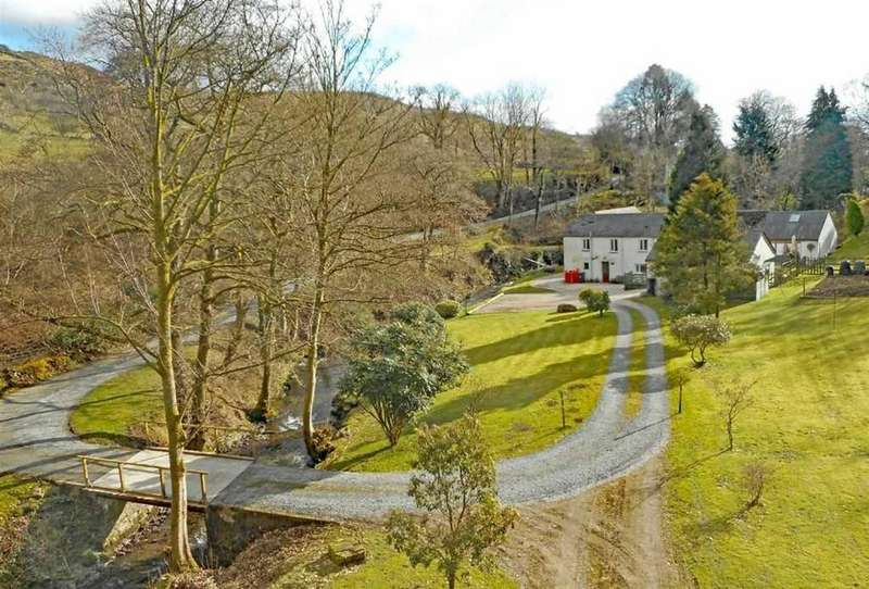 5 Bedrooms Country House Character Property for sale in Brook Hollow Cottage And Barn Conversion, Newlands, Ulverston