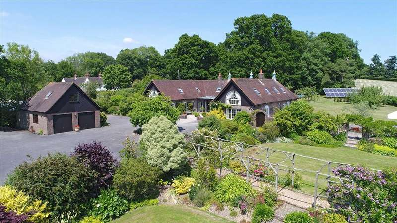 6 Bedrooms House for sale in Beech Hill, Wadhurst, East Sussex, TN5