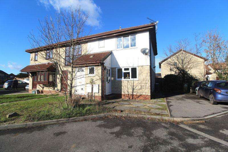 1 Bedroom Flat for sale in Paddock Close, Bradley Stoke
