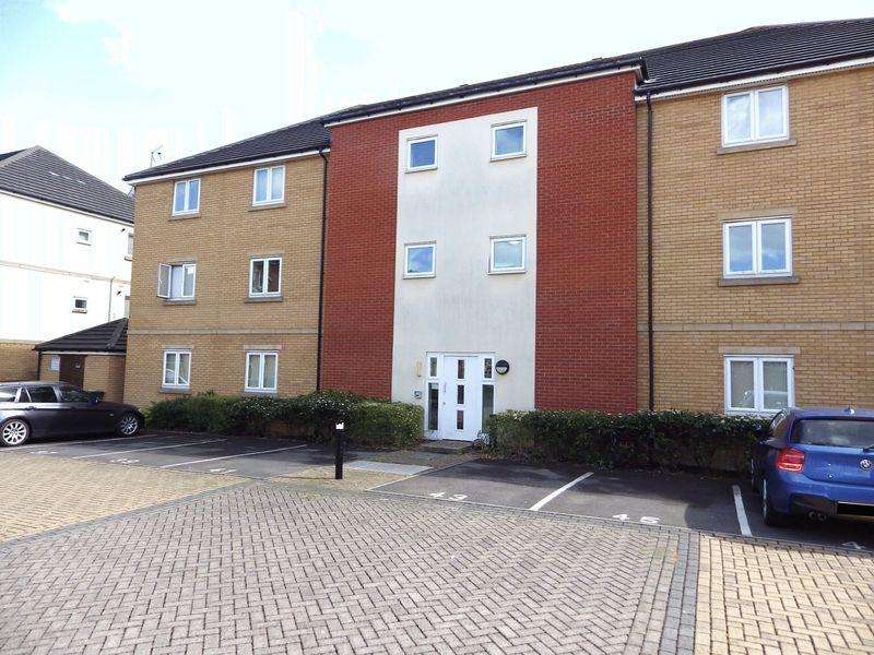 1 Bedroom Ground Flat for sale in Hornbeam Close, Bradley Stoke