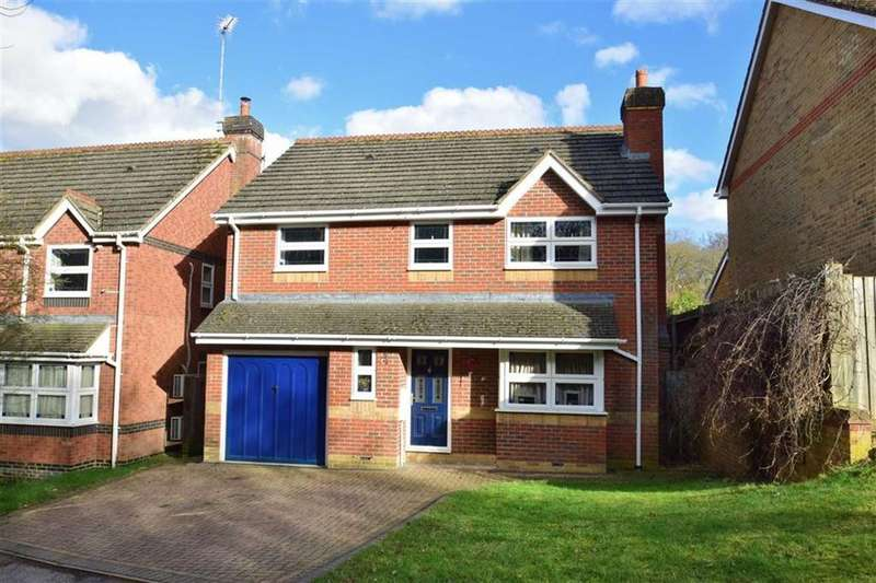 4 Bedrooms Detached House for sale in Aberaman, Emmer Green, Reading