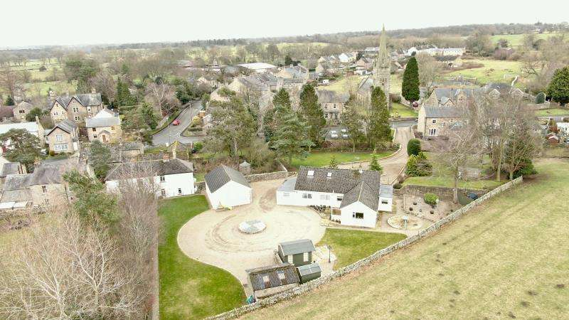 4 Bedrooms Detached House for sale in Moor Road, Cotherstone, Barnard Castle, County Durham