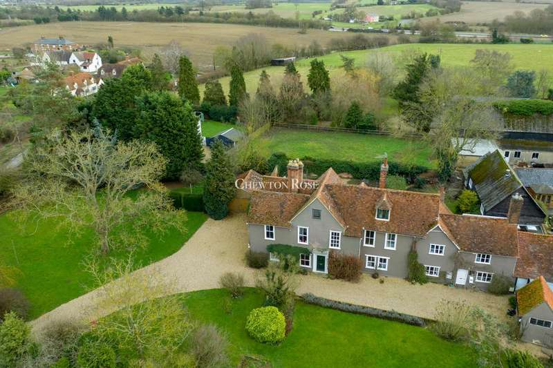 8 Bedrooms Detached House for sale in Kelvedon