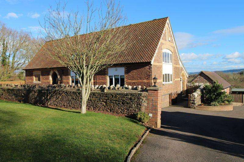4 Bedrooms House for sale in The Old School, Tregare,