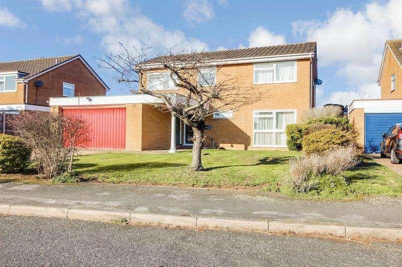 5 Bedrooms Detached House for sale in Elm Croft, Little Paxton Village, St. Neots